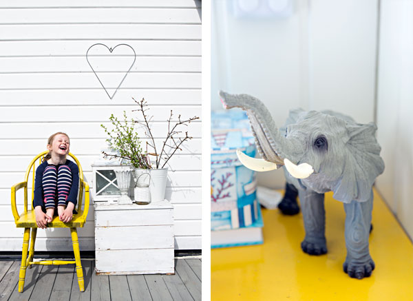 Photos in MAMMA magazine, Norway.